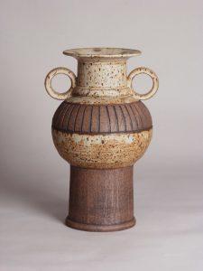 Africa Inspired Vase