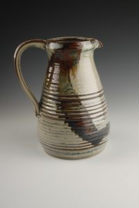 Large Jug in Rutile