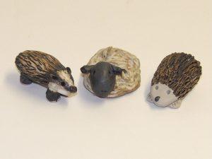 tiny little ornaments - 5cms long!